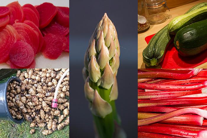 Topp 5 grönsaker blogg
