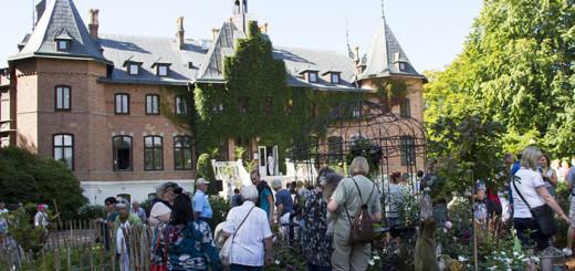 Sofiero trädgårdsfest 2016