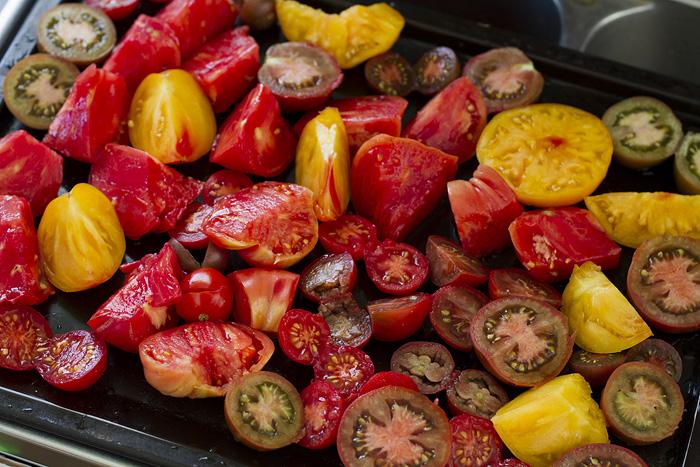 Ungsbakade tomater-1